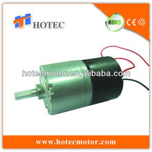 24V geared micro low rpm dc motor vendor