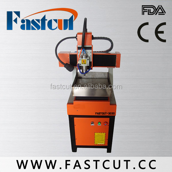 FASTCUT China famous brand High Accuracy Mini cnc router 3030