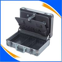 2013 aluminum 100% sale service practical hot selling trolley travel luggage case made in China