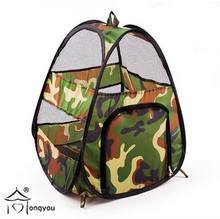 Military pop up dog tent bed,small dog carriers,large dog cages