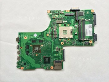 Genuine laptop motherboard spare for toshiba P870 P875 HM76 V000288010 GL10FG-6050A2492401-MB-A03 brand new condition