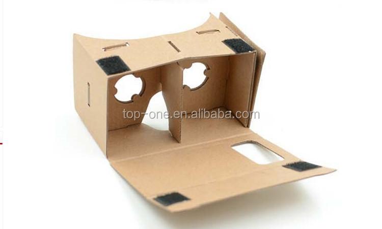 Fai da te google cartone vr realt virtuale 3d di vetro for Umidificatore fai da te
