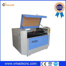 Laser rubber sheet engraving machine/Co2 laser cutting machine