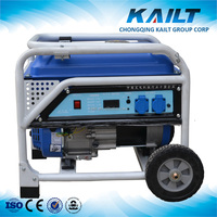 ISO9001 generator set for sale and price mini generator gas generator