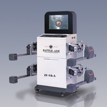 CCD bluetooth laser used wheel alignment machine for sale