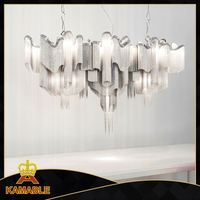 Commercial Store and Public Place Decorative Chain Chandelier Lighting