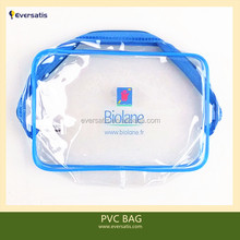 OEM/ODM china supplier manufacture promotion gift cosmetic pvc bag