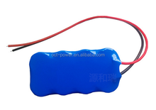 China Manufacturer 2P4S Madical Defibrilator Battery Packs 5.2ah 14.8 Lithium Battery