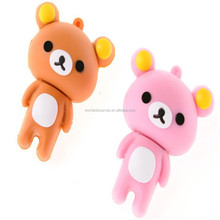 Toy shape usb flash drive for kids