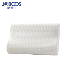 Factory China Custom Manufacturer Primark Comfort Contour Orthopedic Squishy Solid Private label Wave Shape Foam Memory Pillow