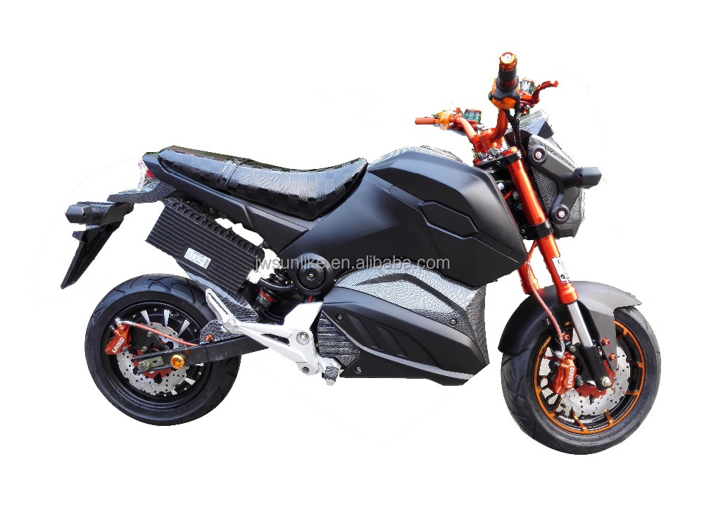 New M3 M5 Electric Sport Motorcycle With Motor 1500w 2000w