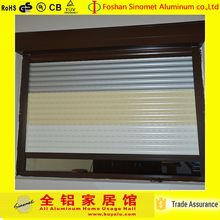 2016 hot sell aluminium shutters roller shutter windows roller shutter