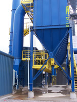Access Dust Collector Bag House Control System