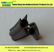 factory auto rubber seal strip, car rubber extrusion, epdm seal strip for car
