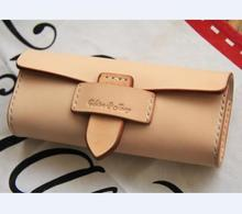 custom eyeglass case supplier wholesales leather sunglasses case