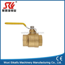 Ball valve with Female Threaded Stainess Steel Ball Valve