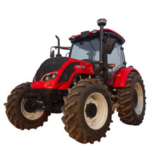 Qianli 140 hp farm 6 cylinder agricultural equipment tractor