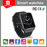 3G android Smart Watch phone S8 with bluetooth GPS WIFI SIM card Android 4.4 Watch phone support App Download