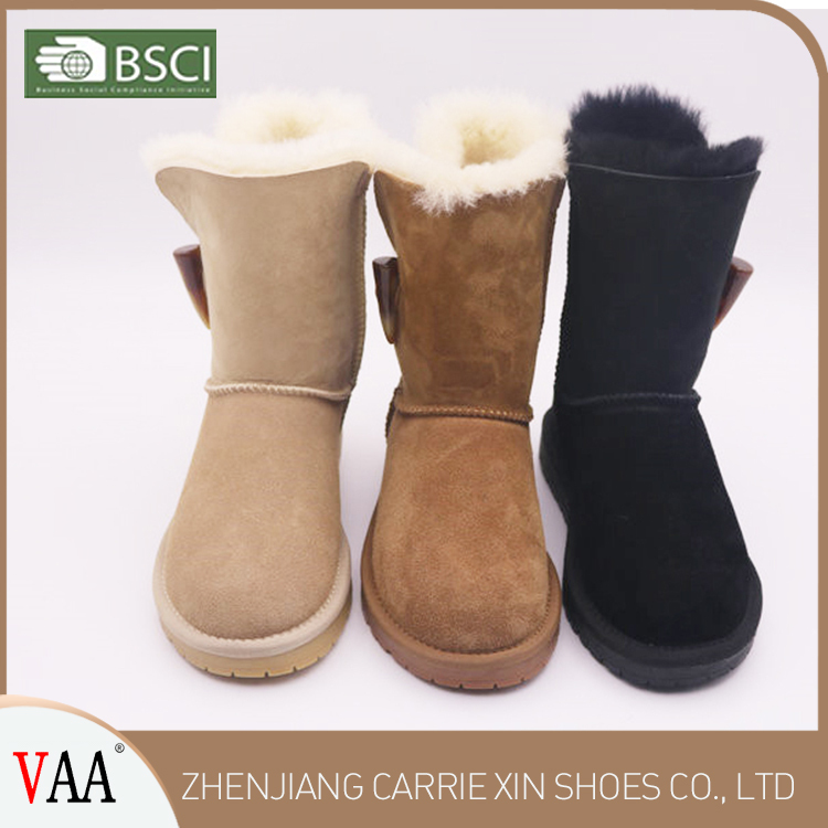 China Suppliers Winter Snow Boots