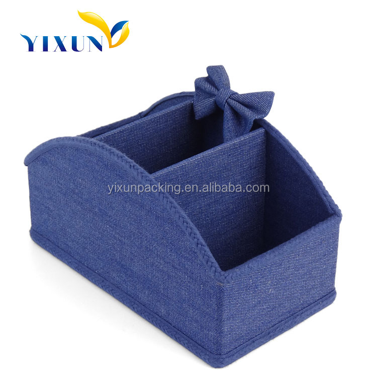 alibaba website Customize Handmade fabric covered boxes