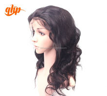 2015 new aliexpress Ali Queen human hair lace front wigs