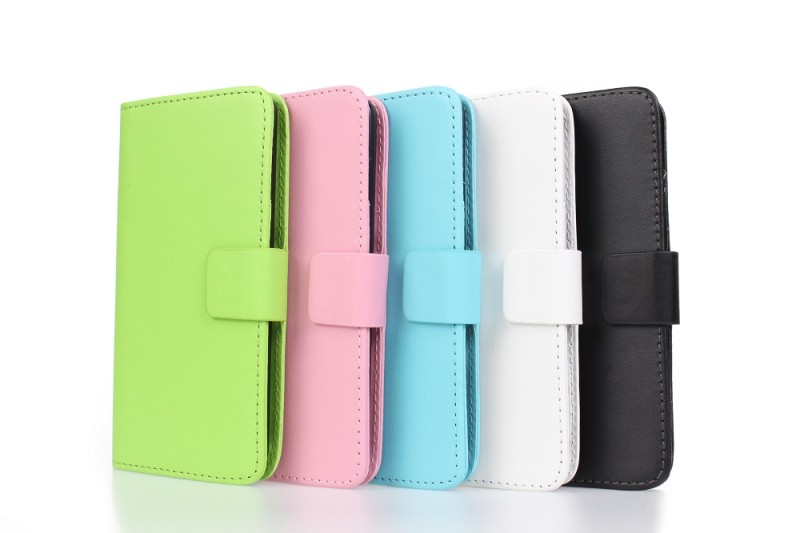Luxury leather flip case for lg optimus g2 d801/f3