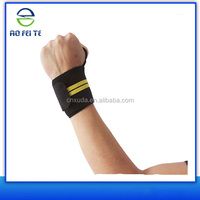 TOP Quality Neoprene Wrist Brace Protector , Gym Wrist Brace for Weight Lifting