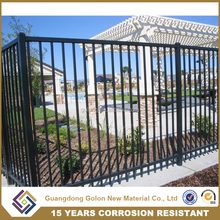 China supplier cheap house indoor decorative fence panel, euro fence, clear panel fence panels
