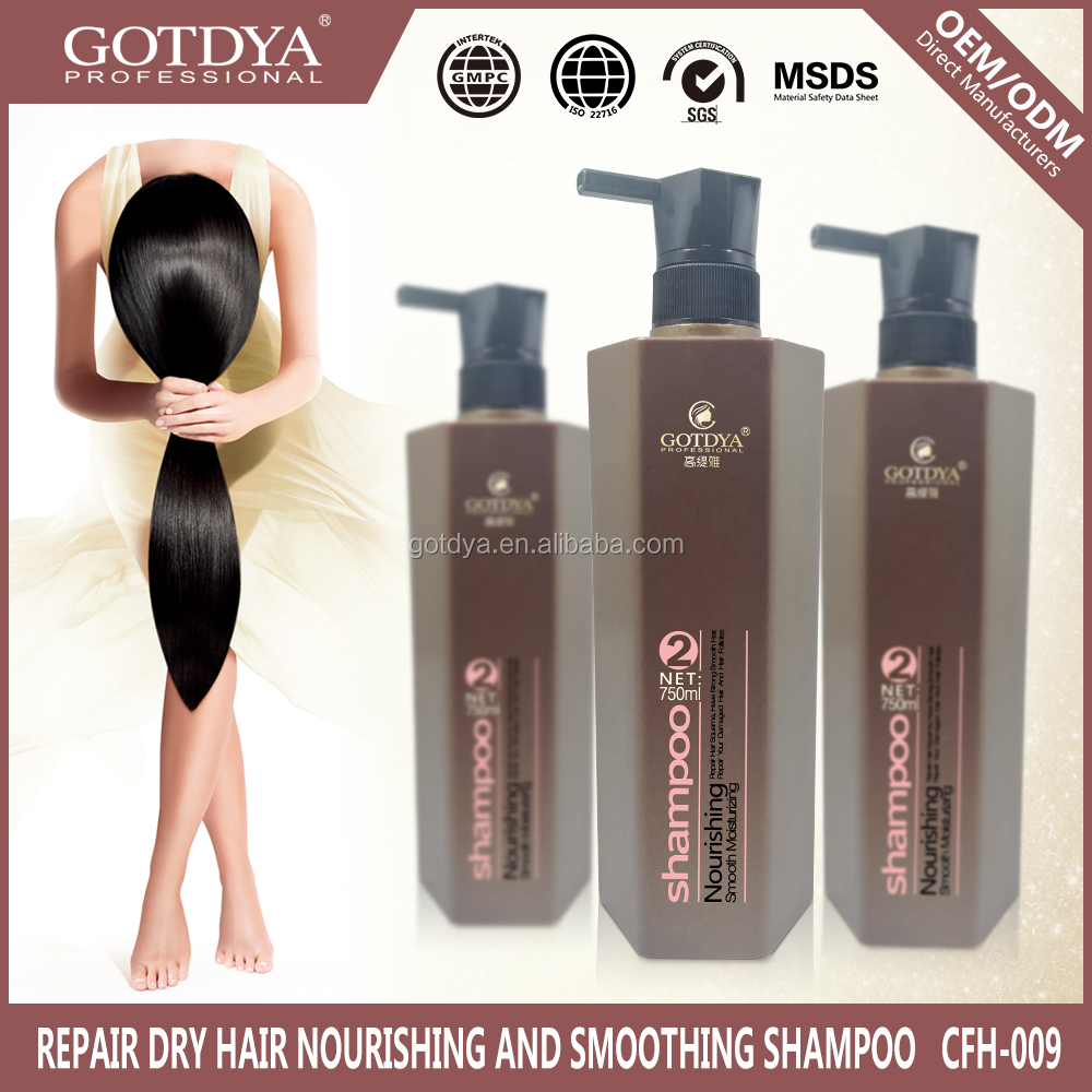 wholesale deep repairing nourishing smooth hair shampoo