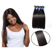 16 18 20 Inch Free Shipping 6A Peruvian Virgin Remy Hair Weave