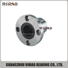 high precision LMf12UU flanged Linear Ball Bearing samick linear bearing