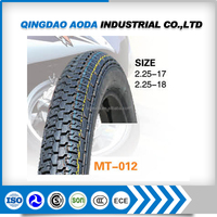 Factory price motorcycle tyre 2.25-17