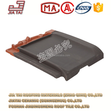 FT-5G13 Chinese export sintered plain flat clay roofing tiles