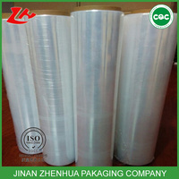 manual stretch film extensible LLDPE film pallet stretch film