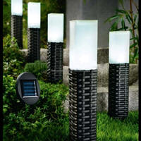 Buy electric garden light decorative pole light in China on ...