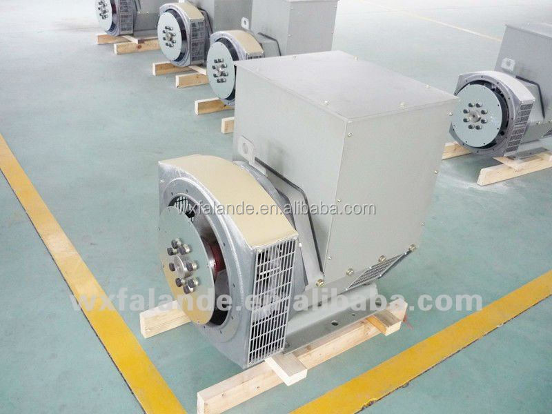 AC brushless 100 kva alternator generator with CE & ISO9001