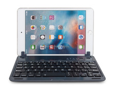 Slim bluetooth keyboard for ipad mini 4, stand keyboard cover for tablet