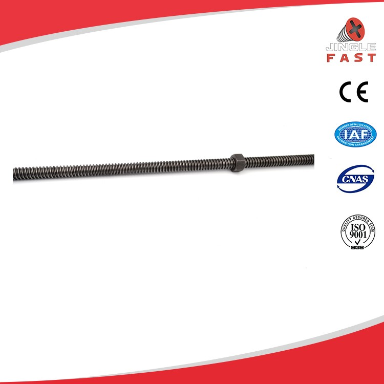 Carbon or Stainless Steel all thread rod specifications