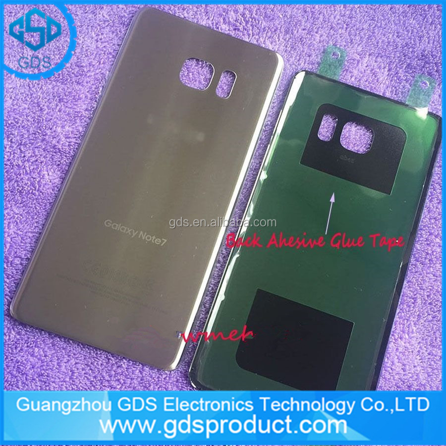 Factory Wholesale price Galaxy NOTE 7 back door cover