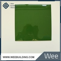 Green Color Bathroom Ceramic Wall Tile 200x200mm of China Tile