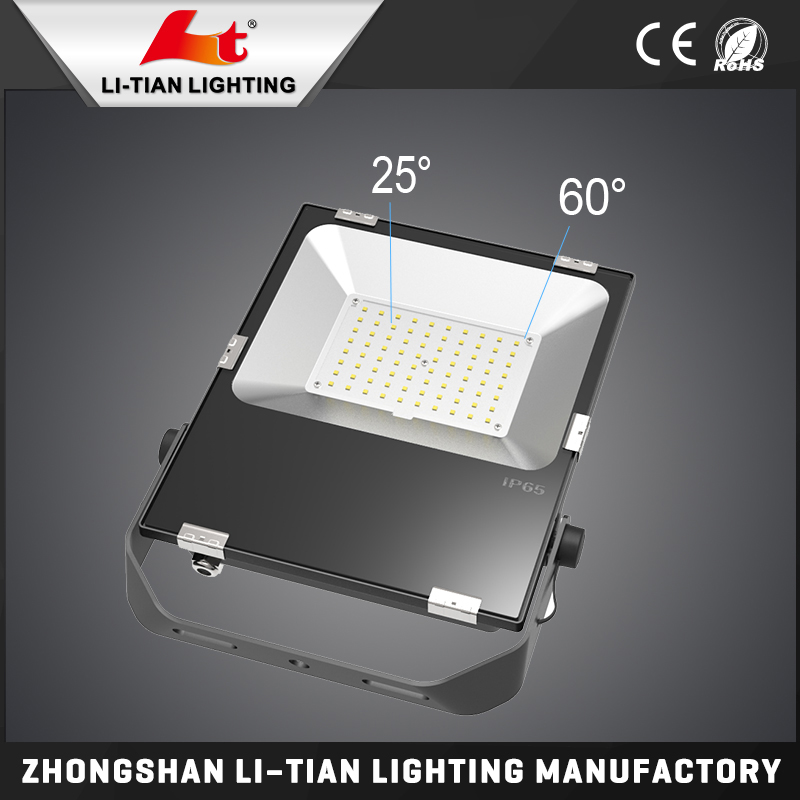 Fashion outdoor led flood light price in pakistan 80W
