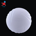 round frosted white glass ceiling lamp shade