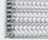 High Quality Stainless Steel Conveyor Wire Mesh Belt/Stainless Steel Conveyor Flat Weave Wire Mesh Belt