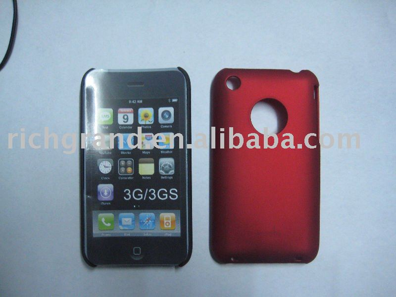 Hard Back Case Cover For Apple iPhone 3G 3GS