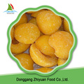 High quality bulk organic iqf frozen yellow peaches for exporting