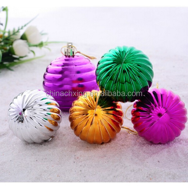 New 5pcs Christmas Balls Snowballs Party Ornaments Xmas Tree Hanging Decorations