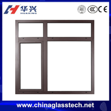 china top brand better ventilation UV-resistant fixed panel window
