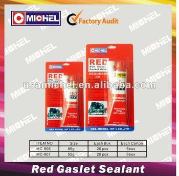 RTV Red Silicone Gasket Maker