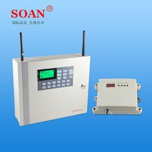 Construction industry GSM LCD Metal box Wireless alarm Security control system Panel