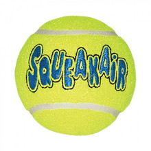 Squeak air Tennis Balls for dog,custom plastic pet toy for dog